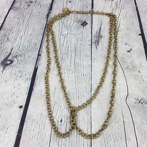 Jewelry - Victorian Double layer chain necklace